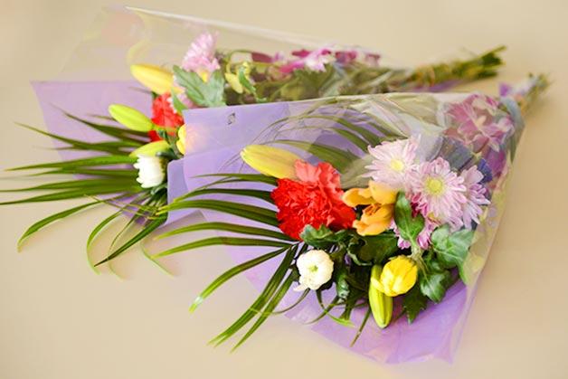 1,000円のお花