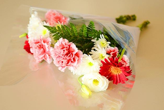 800円のお花