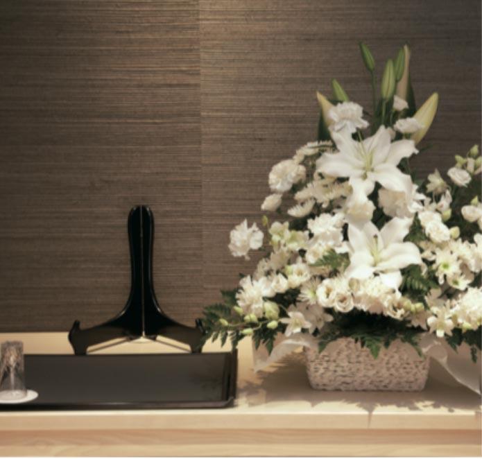 供花・献花の写真