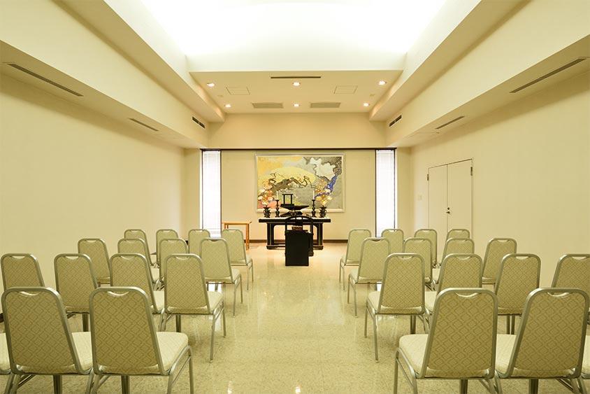礼拝所の写真